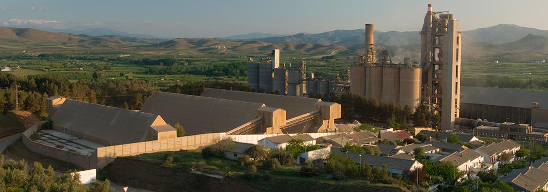 CEMEX en Aragón
