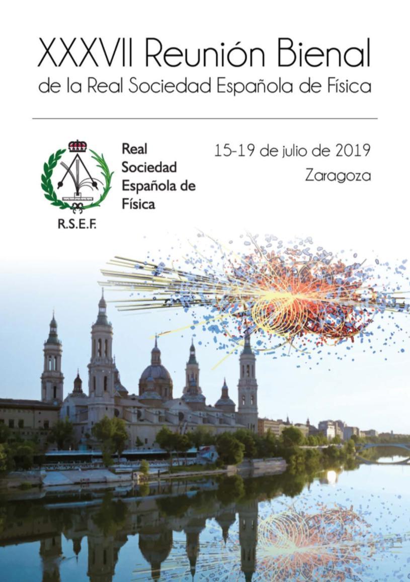 Bienal Sociedad Española Física 2019