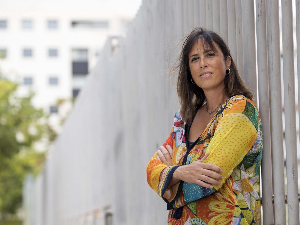 Alicia Valero: «La falta de microchips es la punta del iceberg de lo que nos espera»
